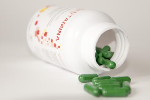 Tabletki dla alkoholików