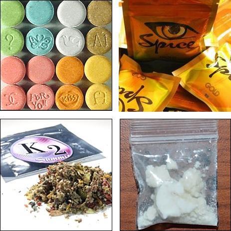 nowe narkotyki