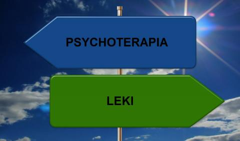 psychoterapia czy leki?